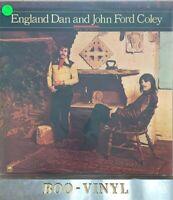 England Dan &John Ford Coley / I Hear The Music uk 1976 excellent lp vinyl A1/B1