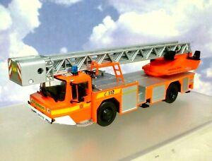 1/43 IVECO MAGIRUS DLK 23/12 TURNTABLE LADDER FIRE ENGINE LAM FIRE DEPT. GERMANY