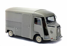 CITROEN TYPE HY TOLE GRIS 1969 SOLIDO S1850020 1/18 FOURGON UTILITAIRE GREY MET