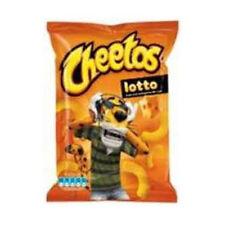 Lays Cheetos Lotto Snacks 6 packs x 40g