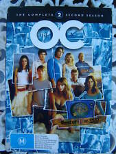 THE O.C. ~  SECOND SEASON 2 TWO ~ 6 DISC DVD BOXED SET ~ AS NEW ~ FREE POST