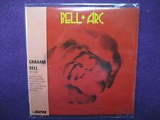 GRAHAM BELL / BELL+ARC  MINI LP CD NEW SEALED Skip Bifferty