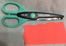 Kraft Edger Sunflower Scissors Decor Craft Scrapbook Paper Shaper Cutter Tool #Q