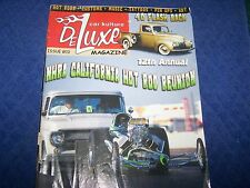 Car Kulture Deluxe Magazine, Hot Rod,Rat Rod.Back Issue #10 ,2003