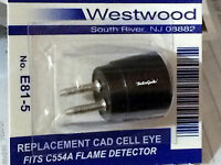 Waste oil heater CAD CELL, fire eye flame sensor fits most brands C-10
