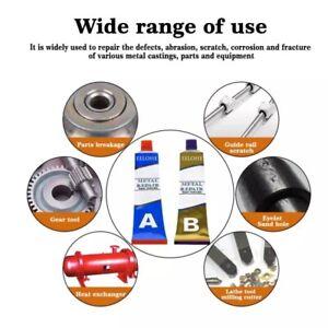 Welding Glue Metal Repairing Adhesive Super Iron Steel Auto Radiator Water Tank
