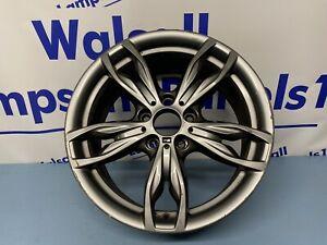 Bmw 1 Series M135 F20 F21 M SPORT 18'' GREY Alloy Wheel Genuine 7845870