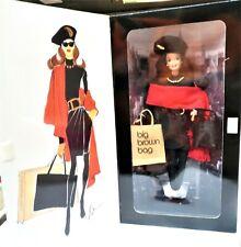 Donna Karan 1995 Barbie Doll Bloomingdale's Limited Edition Nib Brunette- Nrfb