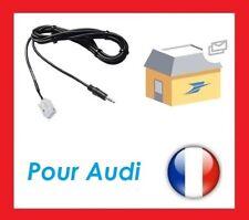 CABLE AUXILIAR MP3 AUTORRADIO AUDI A3 A4 TT RNS-E