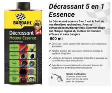 Décrassant Moteurs Essence 5 En 1 Injecteur EGR Catalyseur Turbo Bardahl 500ml