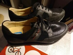 Wolky Sneaker NEU E Walk Stretch schwarz Größe 41 Original easy walking