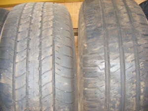 235 65 16 van tyres PART WORN 7+MM FITTED AND BALANCED