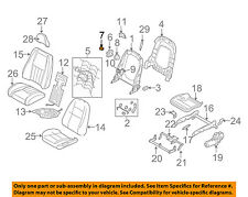 VOLVO OEM 11-18 S60 Front Seat-Seat Cover-Outer 8687805