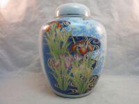 Vtg Shaddy Mino China JGI porcelain ginger jar made in Japan