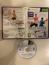 Votre Shape: Fitness Evolved Xbox 360 Jeu Rapide Envoi UK