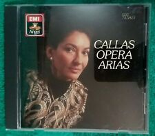 Operatic Arias Maria Callas CD 1986   (a18)