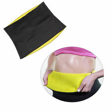 Hot Slimming Shapers Neoprene Slim Waist Belt Weight Loss Yoga ES SP