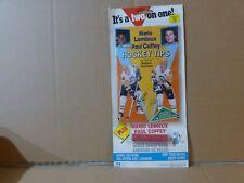 1990's As Seen on TV Mario Lemieux &  Paul Coffey Hockey Tips & Skate Sharpener