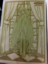 First Limited Edition Chobits postcard b eauty products Illustration Animation