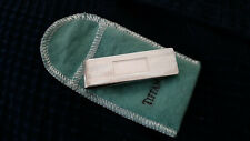 Brand New Vintage Sterling Silver Tiffany Money Clip!