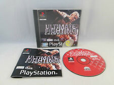 Playstation 1 PS1 PSX - Ultimate Fighting Championship