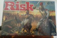 New sealed Risk Board Game Game Strategic Conquest Hasbro Spanish edition 2015