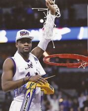 Malik Newman signed Kansas Jayhawks 8x10 photo autographed