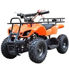 Pocketquad 49ccm Miniquad Quad Kinderquad Quad Pocketbike 49cc Orange RV- Racing