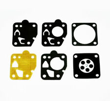 2 Sets TK Carb Diaphragm Gasket Kit For Kawasaki TG18 TG20 TG24 TG28 TG33 TF22