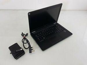 Dell Latitude E7250 12.5 in Laptop i7-5600U 2.60 GHz 8GB 128 GB SSD Win 10 Pro
