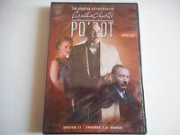 DVD NEUF - AGATHA CHRISTIE / POIROT DVD 35 / SAISON 11 / EPISODE 1 + BONUS- ZONE