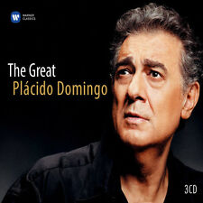 Placido Domingo - Great Placido Domingo - 75th Anniversary Edition [New CD]