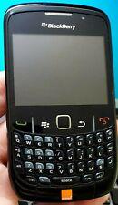 Blackberry 8520 classico Curve (Sbloccato) Smartphone condizioni eccellenti senza sim