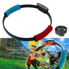 Ring Fit Adventure Fitness Exercise Ring-Con & Leg Strap for Nintendo Switch