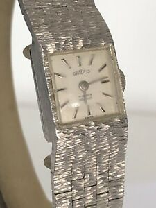 Gradus 17 Jewels Vintage Ladies Mechanical Bracelet Watch