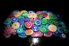 ~Wholesale Lot~ 250.00 Ct Flower Designer Solar Quartz Fancy Cabochon Gemstone