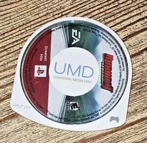 Burnout Legends (Sony PSP, 2005) GAME ONLY. PlayStation