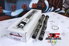 Drag Cartel Stage 4.5 Camshafts (Cams) Honda K20 K20A K20A2 K20Z3 K24 K24A2