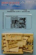 AIRES 1/48 Heinkel He111 H-4 Jeu d'intérieur pour Revell kit #4521