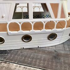 Sylvanian Families Marita May Pleasure Boat Spares | Side Deck Long Railing x 1