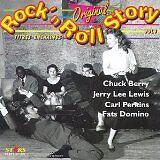 BERRY Chuck, LITTLE RICHARD... - Original rock'n roll story vol 1 - CD Album