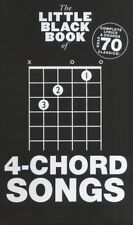 LITTLE BLACK BOOK OF 4 CHORD SONGS*