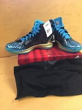 info for 293b6 b2d5d adidas D Rose 3.5 Year of The Snake Size 10 Turquoise Black Gold RARE  Basketball