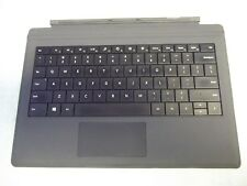 Microsoft Surface Pro 3 Tablet Black Type 3 Keyboard Tested Working with Issue