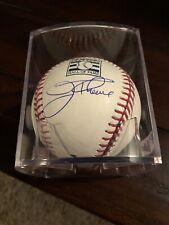 Jim Thome Autographed HOF Ball