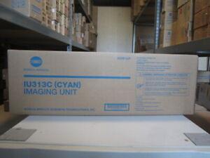 Original Konica Minolta Imaging Unit IU313 Cyan A0DE0JF für Bizhub C353 Neu&OVP