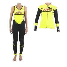 Combinaison jet ski F Jetpilot Matrix /RX Jane & Jacket jaune/noir