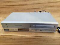 Philips DVP3345V 4 Head Hi-Fi Stereo VHS VCR DVD Player Video Cassette Recorder