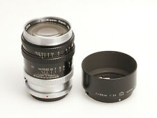 Nikon Nikkor-P Nippon Kogaku 1:2,5 f=10,5 cm #924383 Rangefinder Objektiv