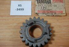 Yamaha YZ250K  24Y-17141-00 GEAR,4TH PINION Genuine NEU NOS xs3499